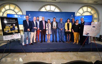 Presentación del XLV Rallye Costa de Almería