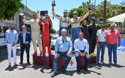Aznar y Crisanto, logran vencer el Costa de Almería, por cuarto año